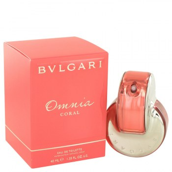 Omnia Coral by Bvlgari for Women