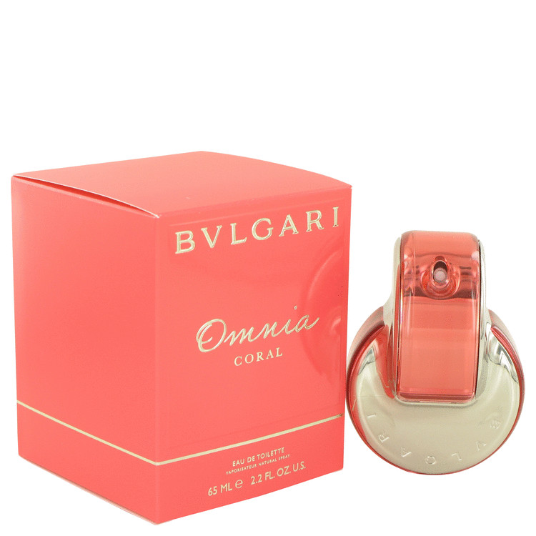 Omnia Coral by Bvlgari perfume for women
