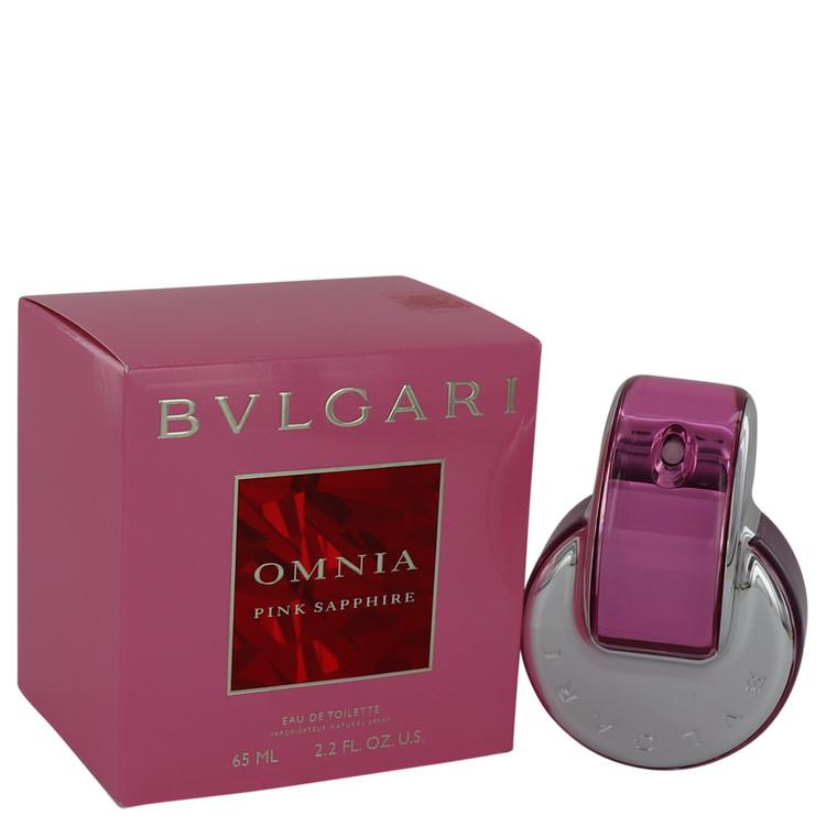 Omnia Pink Sapphire perfume for women