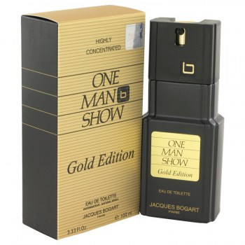 One Man Show Gold by Jacques Bogart