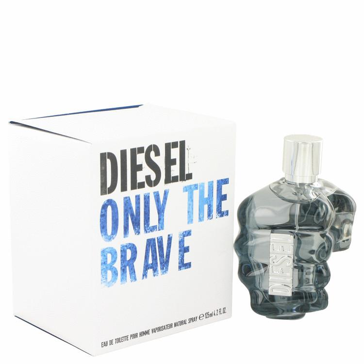 Only the Brave by Diesel Eau De Toilette Spray 4.2 oz (125ml)