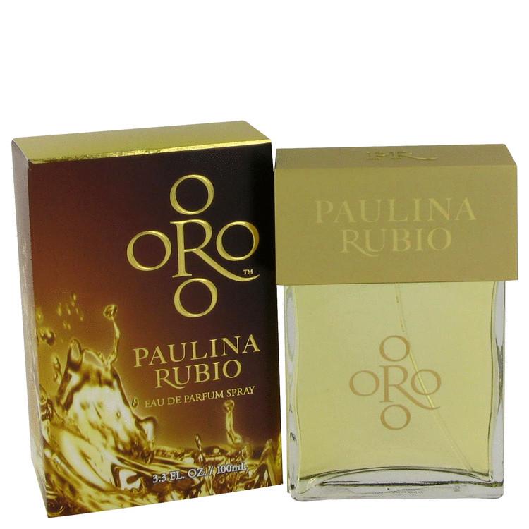 Oro Paulina Rubio by Paulina Rubio perfume for women