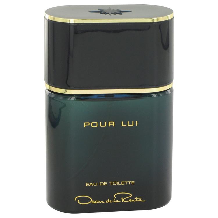 Oscar Pour Lui by Oscar de la Renta Eau De Toilette Spray (unboxed) 3 oz (90ml)