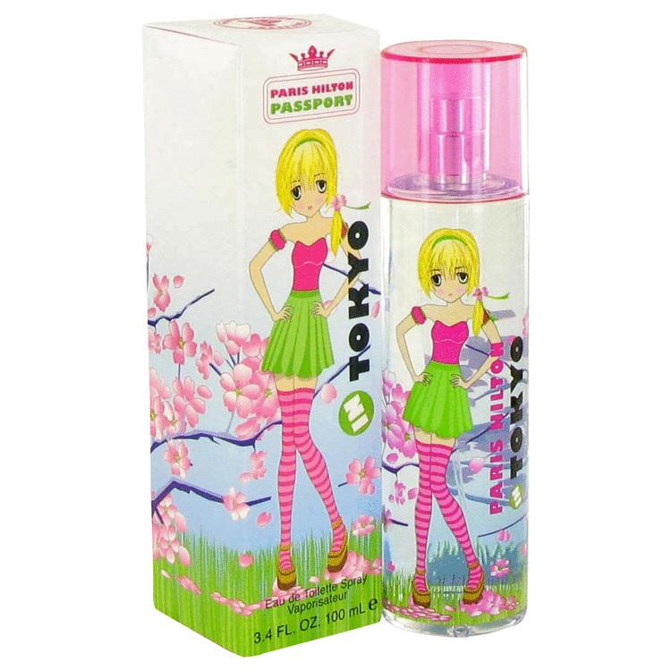 Paris Hilton Passport In Tokyo by Paris Hilton perfume for women