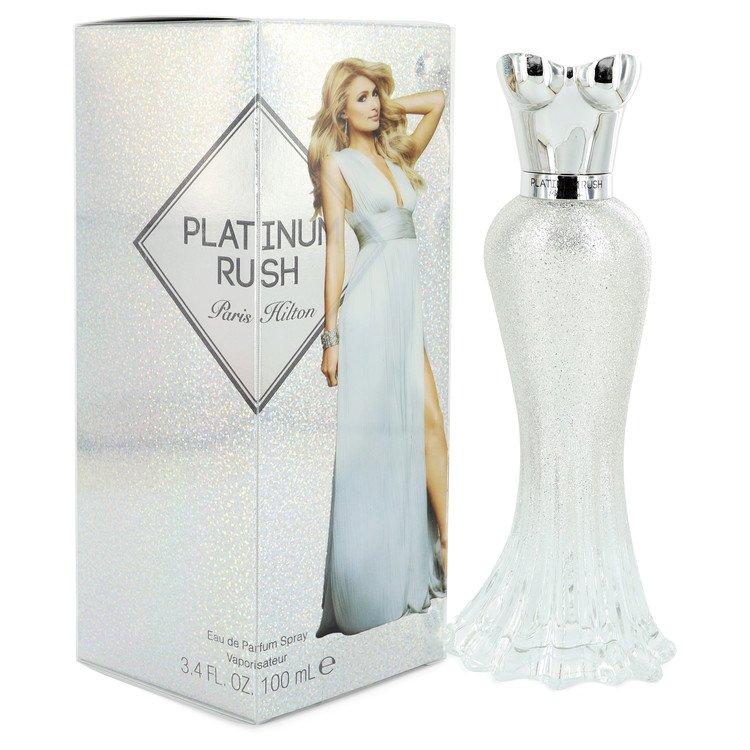 Paris Hilton Platinum Rush perfume for women