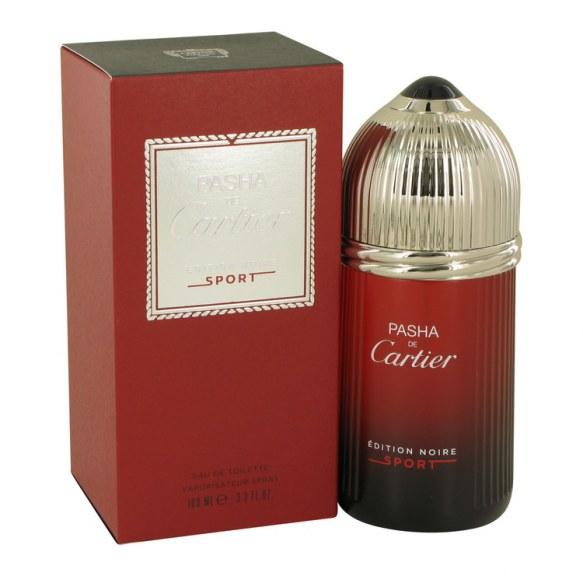 Pasha De Cartier Noire Sport by Cartier for Men