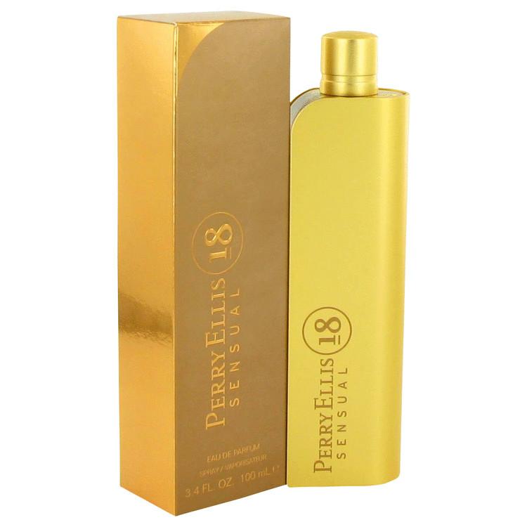 Perry Ellis 18 Sensual by Perry Ellis perfume for women