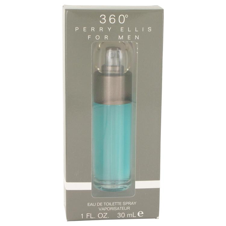 perry ellis 360 by Perry Ellis Eau De Toilette Spray 1 oz (30ml)