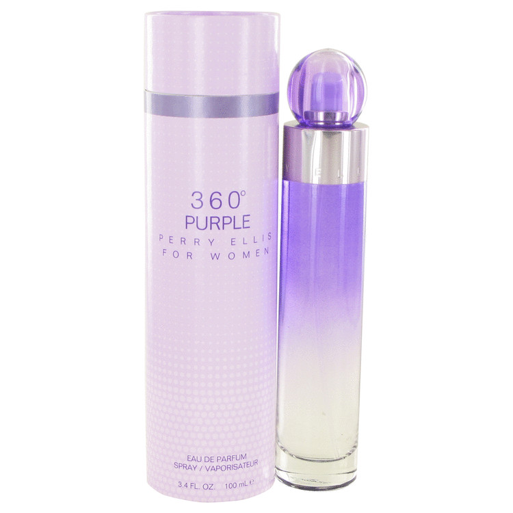 Perry Ellis 360 Purple perfume for women