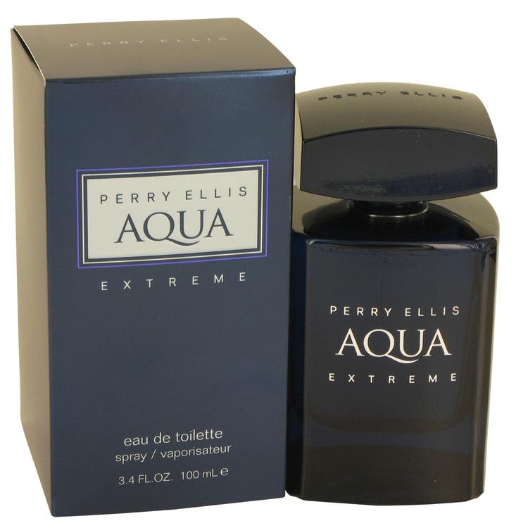Perry Ellis Aqua Extreme by Perry Ellis Eau De Toilette Spray 3.4 oz (100ml)