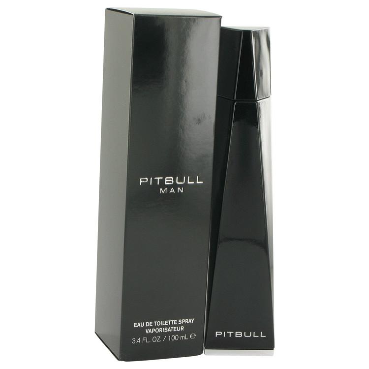 Pitbull by Pitbull Eau De Toilette Spray 3.4 oz (100ml)