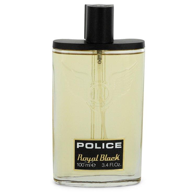 Police Royal Black by Police Colognes Eau De Toilette Spray (Tester) 3.4 oz (100ml)