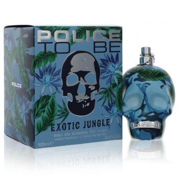Police To Be Exotic Jungle by Police Colognes for Men