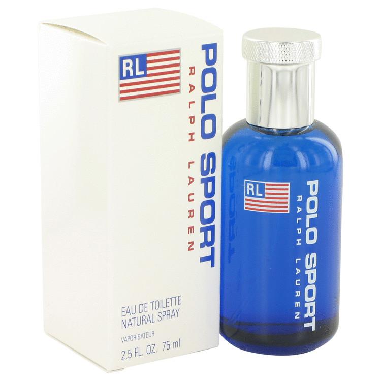 POLO SPORT by Ralph Lauren Eau De Toilette Spray 2.5 oz (75ml)