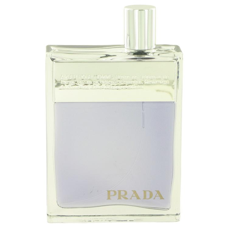 Prada Amber by Prada Eau De Toilette Spray (Tester) 3.4 oz (100ml)