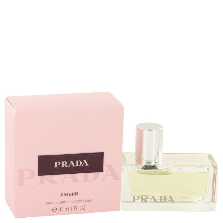Prada Amber by Prada Eau De Parfum Spray 1 oz (30ml)
