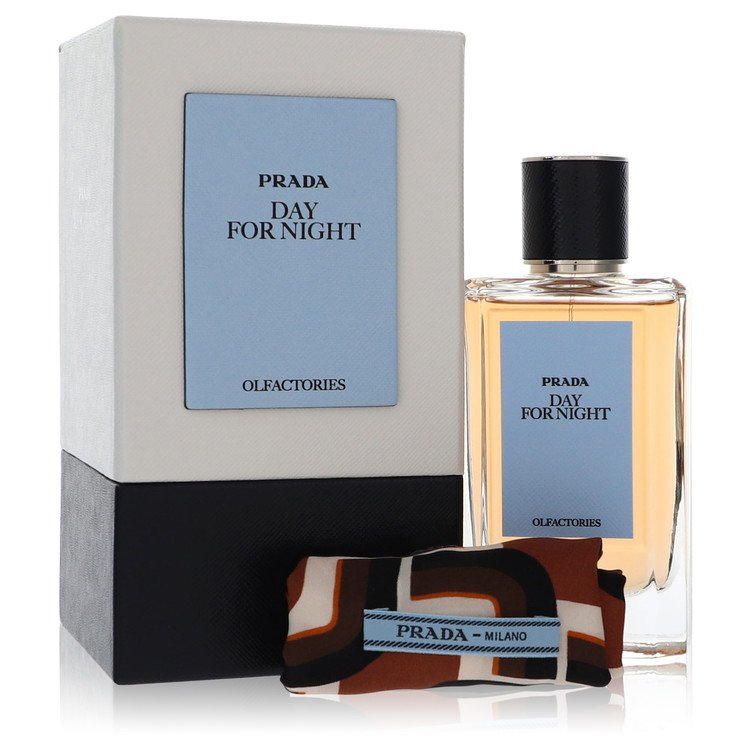 Prada Olfactories Day For Night by Prada Eau De Parfum Spray with Free Gift Pouch 3.4 oz 3.4 oz Eau De Parfum Spray + Gift Pouch