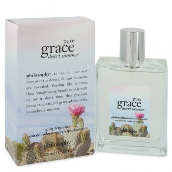 Pure Grace Desert Summer by Philosophy
