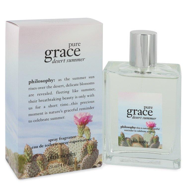 Pure Grace Desert Summer perfume for women