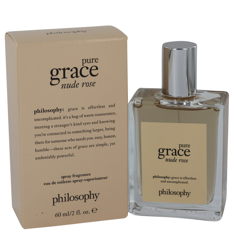 Pure Grace Nude Rose perfume for women