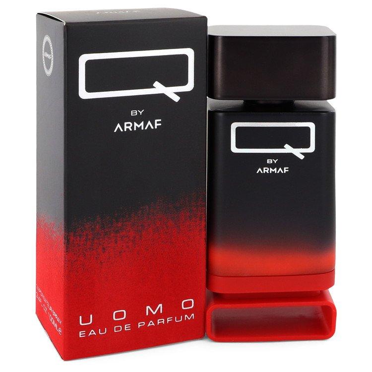 Q Uomo by Armaf Eau De Parfum Spray 3.4 oz (100ml)