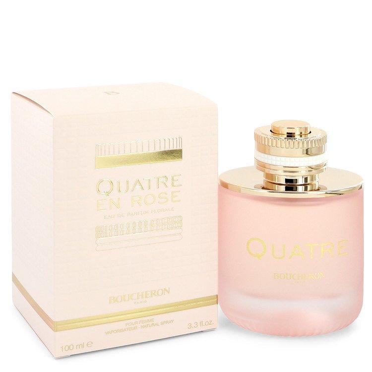 Quatre En Rose Florale by Boucheron perfume for women