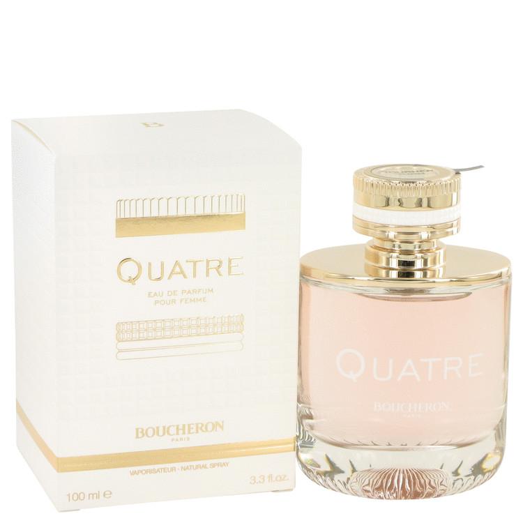 Quatre by Boucheron perfume for women