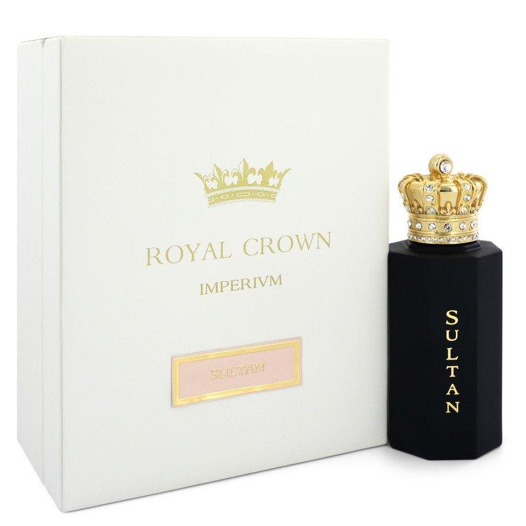 Royal Crown Sultan by Royal Crown Extrait De Parfum Spray (Unisex) 3.4 oz (100ml)