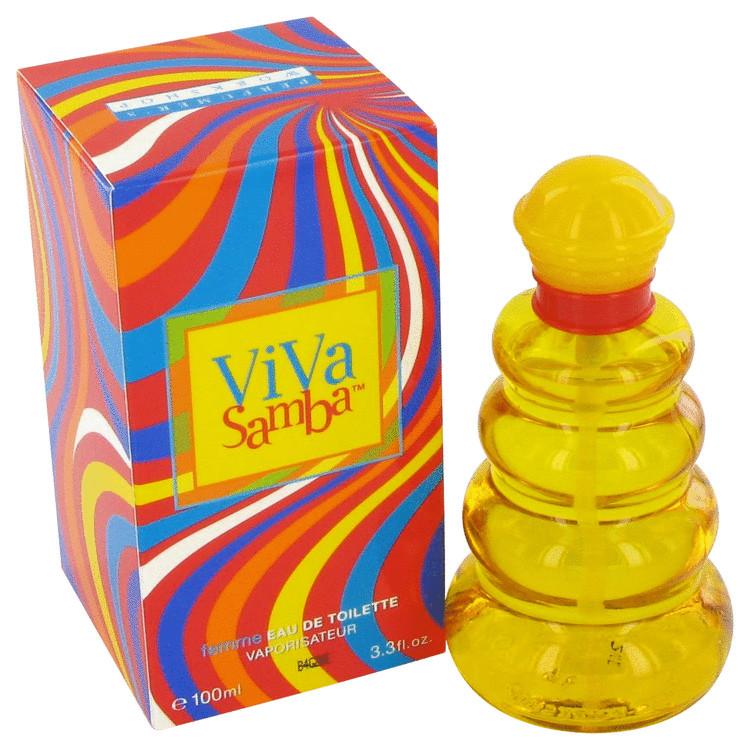 Samba Viva perfume for women