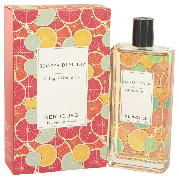 Scorza Di Sicilia by Berdoues perfume for women