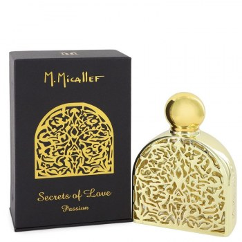 Secrets Of Love Passion by M. Micallef for Women