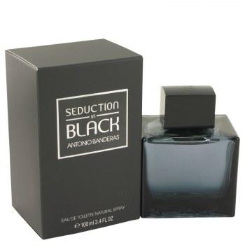 Seduction In Black by Antonio Banderas for Men