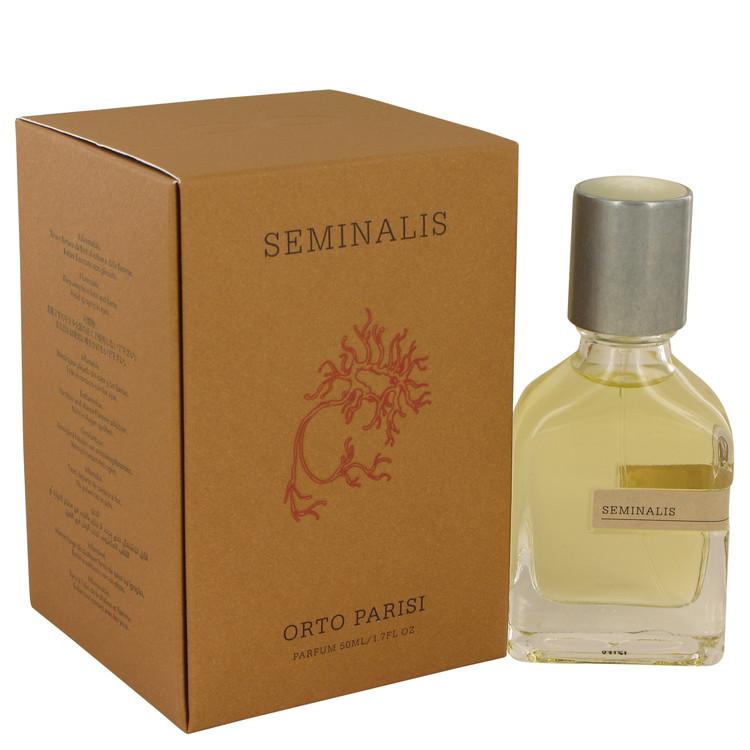 Seminalis by Orto Parisi Parfum Spray (Unisex) 1.7 oz (50ml)