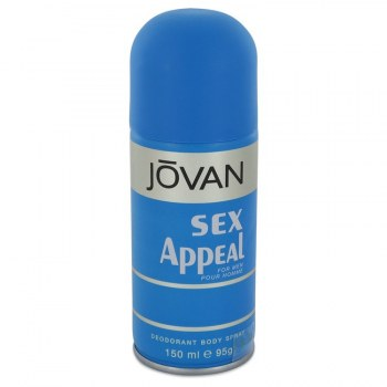 Sex Appeal by Jovan for Men