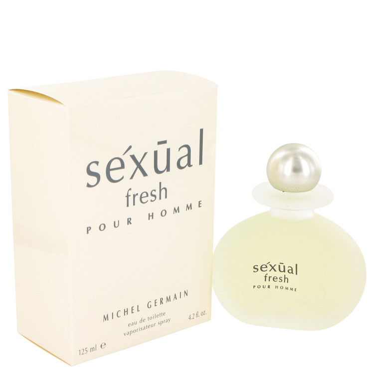 Sexual Fresh by Michel Germain Eau De Toilette Spray 4.2 oz (125ml)