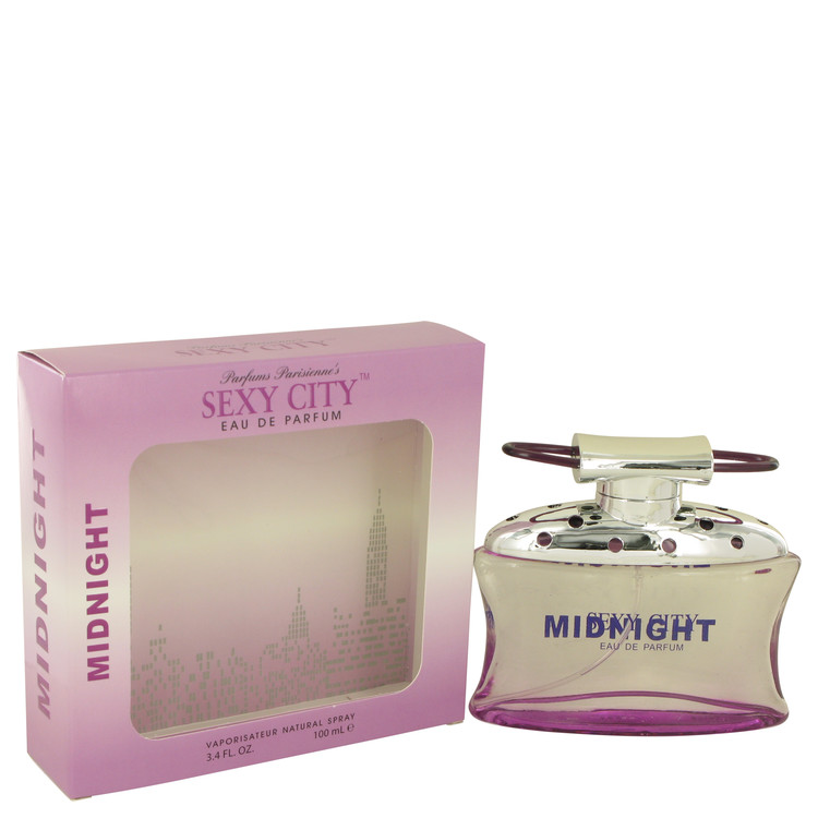 Sexy City Midnight by Parfums Parisienne perfume for women