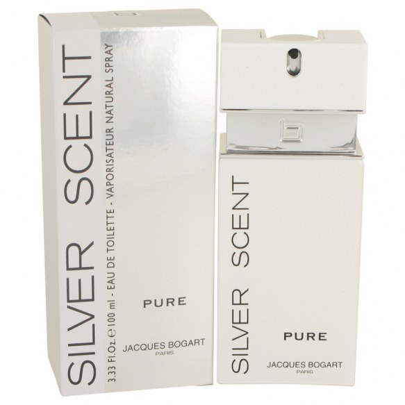 Silver Scent Pure by Jacques Bogart