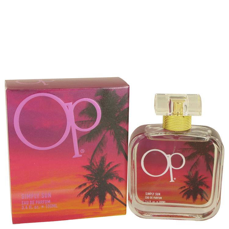 Simply Sun by Ocean Pacific Eau De Parfum Spray 3.4 oz (100ml)
