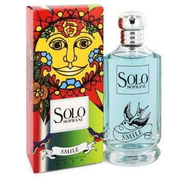 Solo Smile by Luciano Soprani