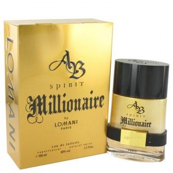 Spirit Millionaire by Lomani