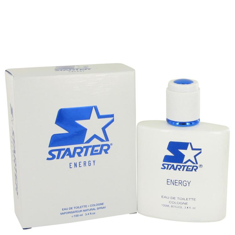 Starter Energy by Starter Eau De Toilette Spray 3.4 oz (100ml)