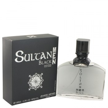 Sultan Black by Jeanne Arthes