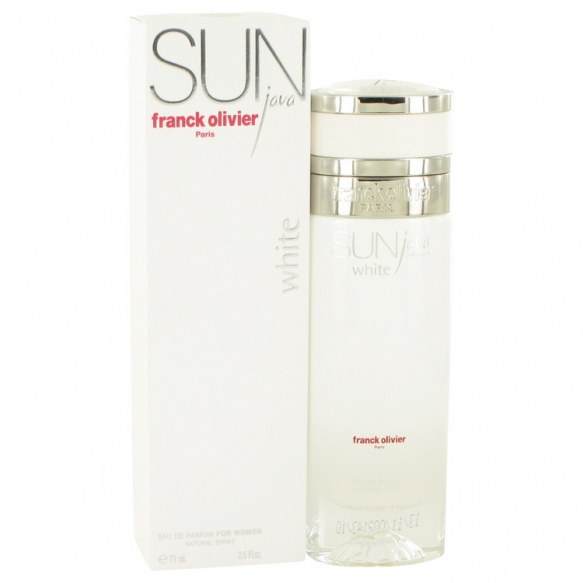 Sun Java White by Franck Olivier