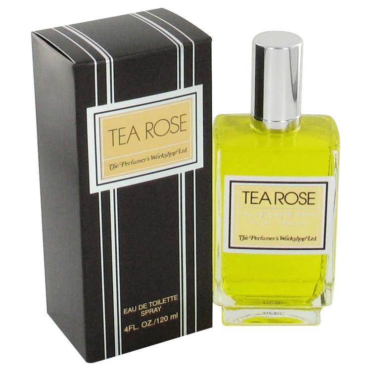 Tea Rose by Perfumers Workshop perfume for women