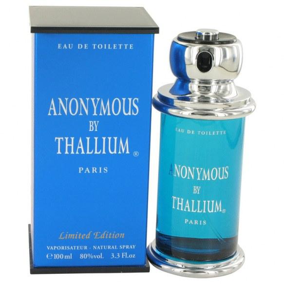 Thallium Anonymous by Yves De Sistelle