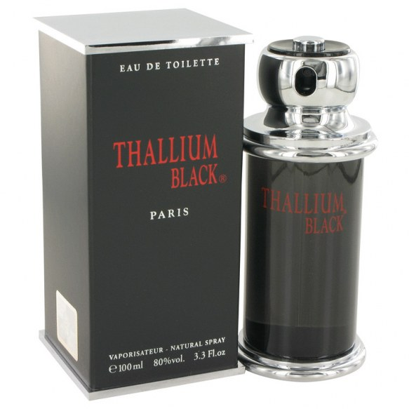 Thallium Black by Yves De Sistelle