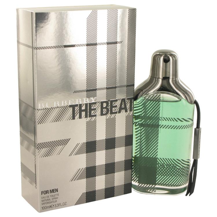 The Beat by Burberry Eau De Toilette Spray 3.4 oz (100ml)