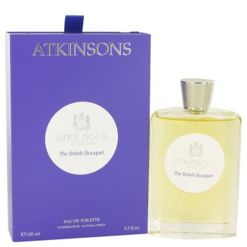 The British Bouquet by Atkinsons for Men