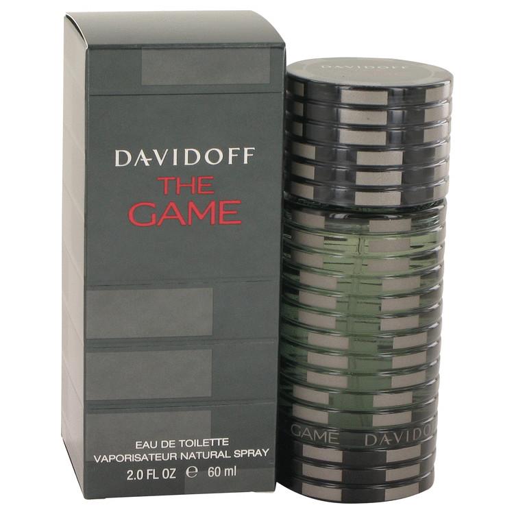 The Game by Davidoff Eau De Toilette Spray 2 oz (60ml)