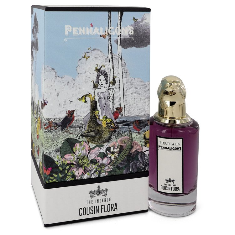 The Ingenue Cousin Flora by Penhaligon's perfume for women